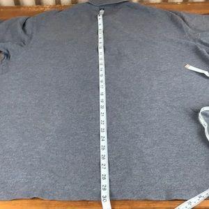 Vineyard Vines Shirts - Vineyard Vines short sleeved collared polo.XL grey